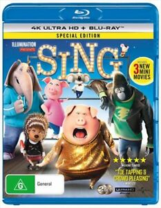 Sing - Special Edition | Blu-ray + UHD