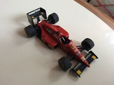 1/43° TAMEO MODELS  FACTORY BUILT FERRARI F1/87 G BERGER