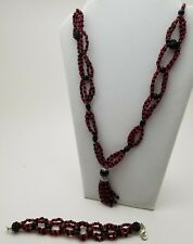 Collar de Eleggua con ide/Eleggua Necklace with bracelet