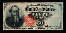 Fractional Currency 1863 Fifty  cents Note
