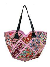 Indian Boho Women Banjara Embroidery Shoulder Vintage Clothing Hippie Handbag