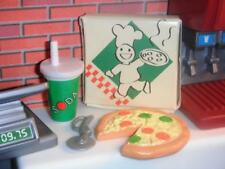 Barbie Pizza Hut Pizza Cups Pizza Cutter Lot B fits Fisher Price Loving Family