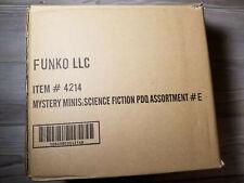 Funko Sci Fi Series 1 (Box E) Mystery Minis blind box Full Unopened Case of 12