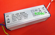 50W High Power Waterproof LED Driver Power Supply 85-265V to DC15-34V 1500mA