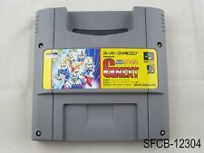 SD Gundam G Next Super Famicom Japanese Import SFC SNES Japan US Seller B