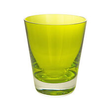 Baccarat Olive Green Mosaique Tumbler 2103593