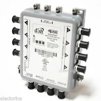 DPP44 DISH NETWORK MULTI SWITCH DP LNB SATELLITE DPP 44 4X4 HD SWITCH ONLY DP34