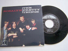 EP 4 TITRES VINYLE 45 T . THE PRETTY THINGS , ROSALYN  . EX  / EX . NORTON 501