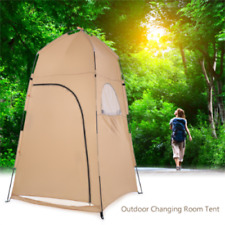 Portable Outdoor Camping Tent Travel Shower Bath Fitting Room Tent Toilet Tent
