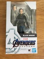 Marvel Figuarts Avengers Endgame Black Widow New Sealed In Uk Bandai
