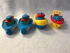 Alex Toys Tug Boats Child Kids Bath Toy Magnetic Water Toy