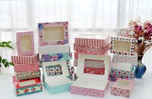 Large White Tray bake Tray Buffet Box Graze Boxes Cake Boxes New Design  2/6/12