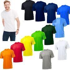 Gildan Short Sleeve Basic Big & Tall T-Shirts for Men