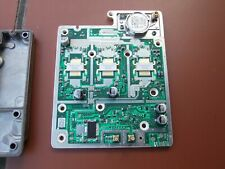 RF  linear amplifier . SHF band , 3x BLF8G20LS-200V