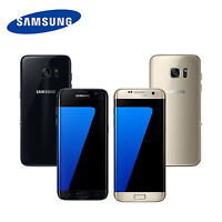 Samsung Galaxy S7 Edge SM-G935V (FACTORY UNLOCKED) White Black Silver Gold Blue