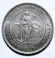 1924 South Africa One 1 Shilling - George V - Lot 48