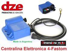 4032 - CENTRALINA EL. DZE 4-Fastom x FANTIC-MOTOR Trial Progress-1 125 dal 1986