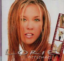 Lorie : Attitudes (CD)