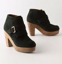 Rachel comey SHOES bernard booties anthropologie finley ANKLE CLOG BOOTS 10.5