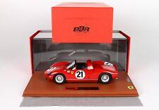 BBR - FERRARI 250 P #21 Winner 24h du Mans 1963 - BBRC1826BV - 1/18