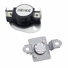 New Ap3094323 Dryer Thermal Fuse & Thermostat Kit Fits Whirlpool Kenmore Maytag