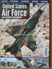 United States Air Force Air Power Yearbook 2019 Personnel Combat Aircraft