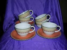 Villeroy & Boch Switch2  Switch 2  Lima 6 Cups, 5 Saucers