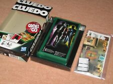 Cluedo Games To Go Travel Game Hasbro 2010 - New