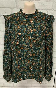 Ladies Top Blouse Warehouse Paisley Print Sizes 6-14 Brand New