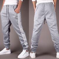 Men's Trousers Sweatpants Harem Pants Slacks Casual Jogger Dance Sportwear Baggy