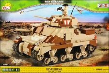 COBI M3 Grant (2391) - 555 elem. - WWII US medium tank