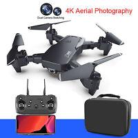 Faltbare RC Drohne WIFI FPV Quadcopter 1080P 4K HD Video Kamera Selfie Spielzeug