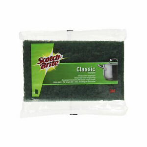 Scotch-Brite Classic Scouring Pad Pack of 36 223