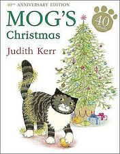 Mog's Christmas by Kerr, Judith 9780007347056 -Paperback