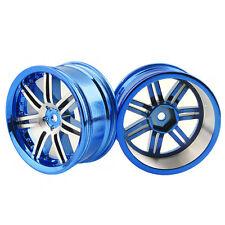 RC Alloy Wheel 4pc D:52mm W:26mm Fit HSP HPI 1:10 On-Road Drift Car Rim 612B