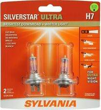 Headlight Bulb-Sedan Sylvania H7SU.BP2