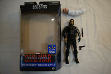 Marvel Legends Captain America Civil War WINTER SOLDIER Figure KINGPIN BAF Piece