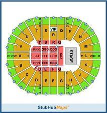 San Diego CA Viejas Arena Concert Tickets