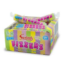 Swizzel , Giant Fizzers Rolls , Free post