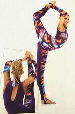 Reaction Stirrup UNITARD Acro Dance Costume Adult Small, Medium, Large, XL, 2XL