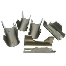 20 Pcs Edgewire - Spring Clips 3 Prong (Baker clips) Upholstery Supplies