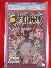 Marvel Comics Amazing Spider-Man #v2 #25 Speckle Foil Edition CGC 9.8