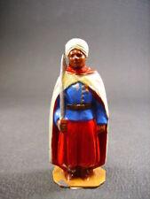 Hr Figura Plomo Color Ejército África Goumier Plomo Color (Antique Toys)
