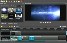 PROFESSIONAL VIDEO EDITING SOFTWARE CREATE EDIT EFFECTS WINDOWS 7 8 10 and Mac O