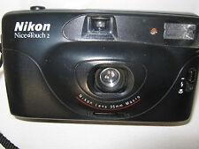 Nikon Nice Touch 2 Point & Shoot Camera w 35mm Macro Lens