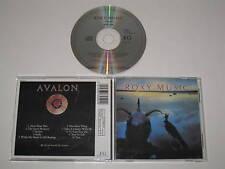 Roxy music/Avalon (virgin 7 86374 2 4) CD album
