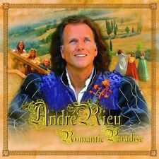 Andre Rieu-ROMANTIC Paradise/Universal CD 2003