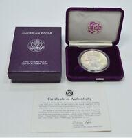1986-2016 PROOF American Silver Eagle Box/COA Random Dates Coin Collection 1 Oz