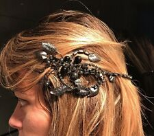 $299 Mimco New Head Over Heels Fascinator Headband Hair Band Holder Wedding