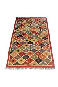 Contemporary Area Rugs Black 8x11 Abstract 5x8 Carpet Modern Rug 8x10 Cream 2x3